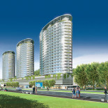 III Towers Residential and Retail Development, Bratislava
