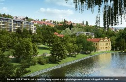 Kajetánka Luxury Apartments, Prague 6, Brevnov
